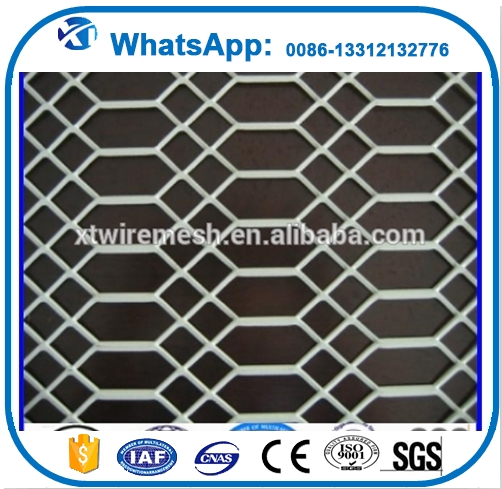 Expandable Wire Mesh Aluminium Expanded Mesh Expandable Sheet Metal Diamond Mesh