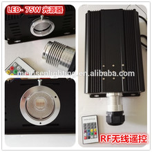 Quality led fiber optic remote projector From China supplier