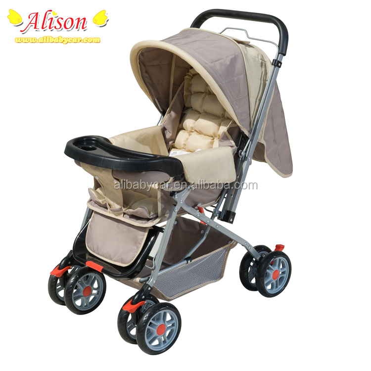Environmental-friendly And Convenience Foldable High Technology Baby Stroller 3-in-1
