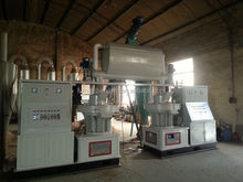 Stable performance sawdust/wood pellet making machine