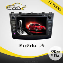 NEW quality small order accept fit for mazda 3 dvd gps navigation and bt