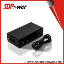 5v or 9v 12v DC to DC mini UPS 5v 2a battery back up