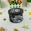 Hot sale round loose leaf tea metal tin