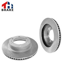 China factory price brake disc rotor for toyota hilux car