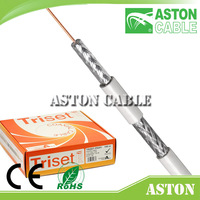 17 Years Satellite Coaxial Cable Telecommunication