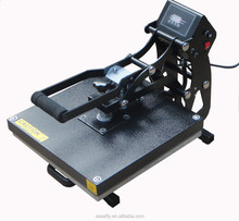 Magnetic Auto Open Cheap Garment T shirt Printing Machinery