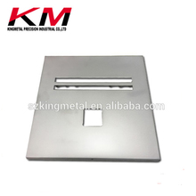 Customized precise casting aluminium die casting Electronic chassis shell