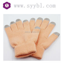 smatr finger touch screen gloves