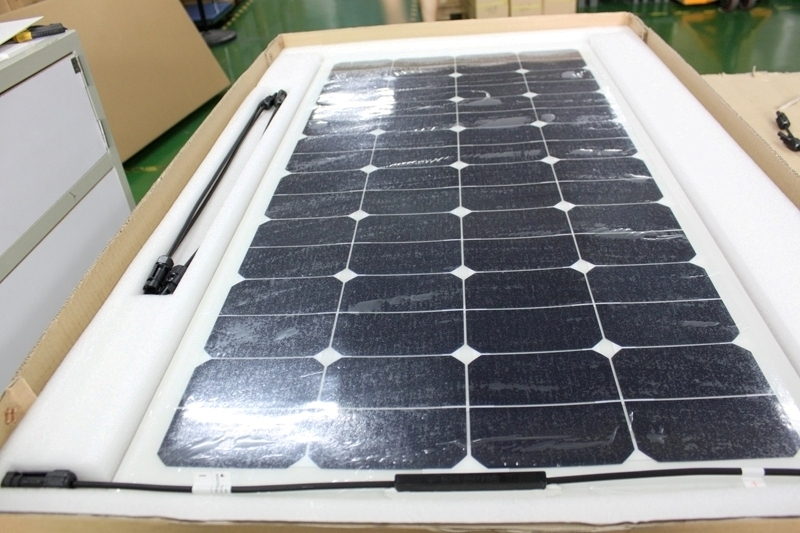 cheap monocrystalline pv 90 watt flexible solar panel