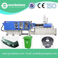 Car bumper injection making machine price