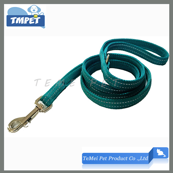 top grade high visibility dog leash weaved leash
