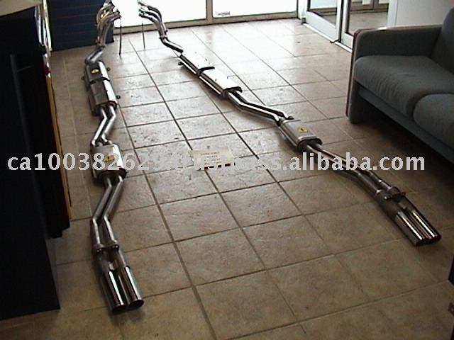 Stainless Steel Exhaust System For Ferrari 250 GT Swb