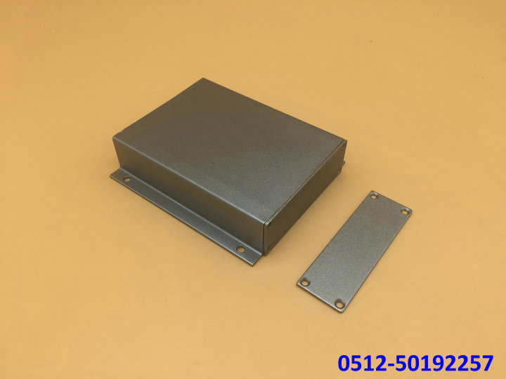 zk-6041 / 23.5*90*100mm aluminum shell large metal case power box controller enclosure junction cabinet