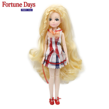 (YW-XJ161209) DBS toys manufacturer fashion american girl doll
