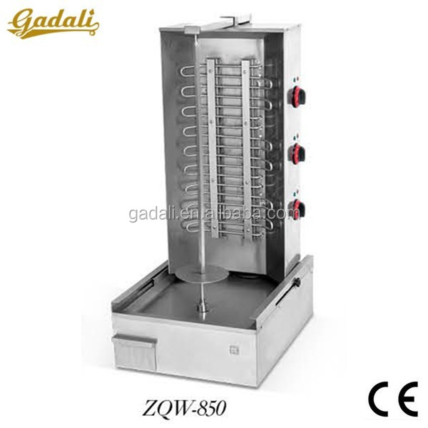 Factory directly electric doner kebab machine, electric shish kebab machine, electric kebab machine