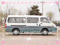 good quality and low price coaster bus Hiace style 6-16 seats