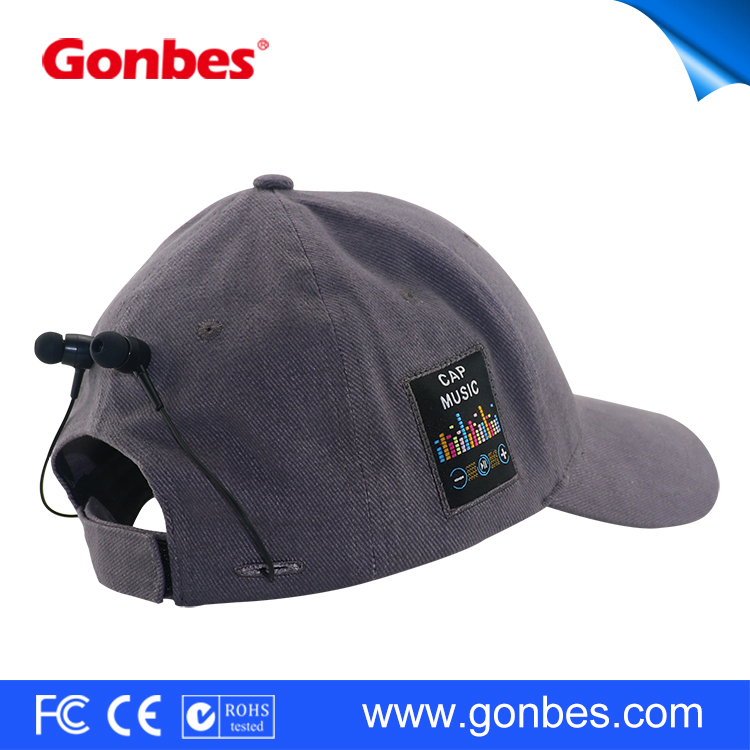 Innovative Magnet Earphones Hanging Wireless Music Phone Call Bluetooth Cap