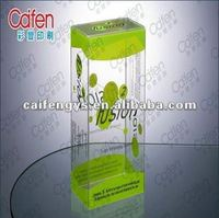 Promotion Clear Plastic Box