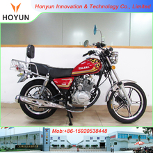 Hot sale in BoliviaTANZANIA HOYUN butterfly leopard GN GN125 motorcycles