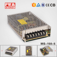 Universal AC input / Full range switch mode power supply 0 30v 0 5a mini 30v5a power supply switching