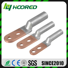 Made in china DTLD two holes bimetal aluminium copper cable ferrule / bimetal cable lug / lugs and ferrules