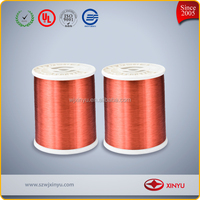 Double PEW Varnish Enameled Aluminum Winding Wire for Electrical Application