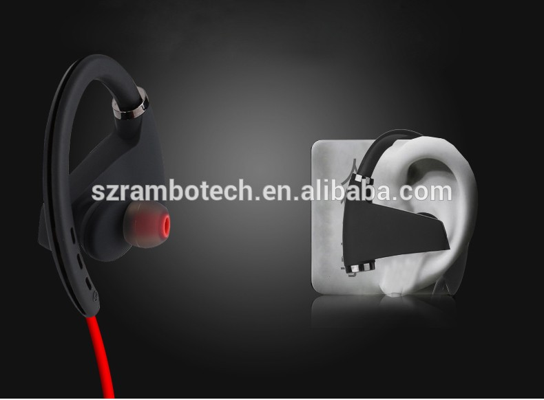 2017 New Up to 12 Working Hours Best Selling Bluetooth Headphones IPX7 Earphone RN8