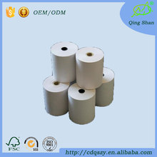80mm*80mm thermal printer ribbon and thermal paper roll
