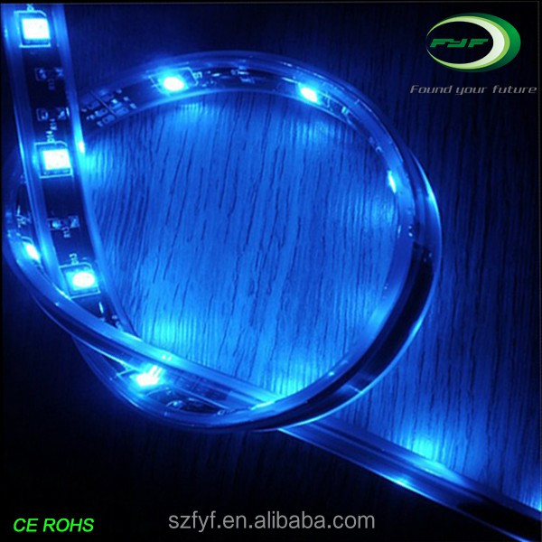 12 volt super low price LED strip 24 v SMD5050 LED strip lighting