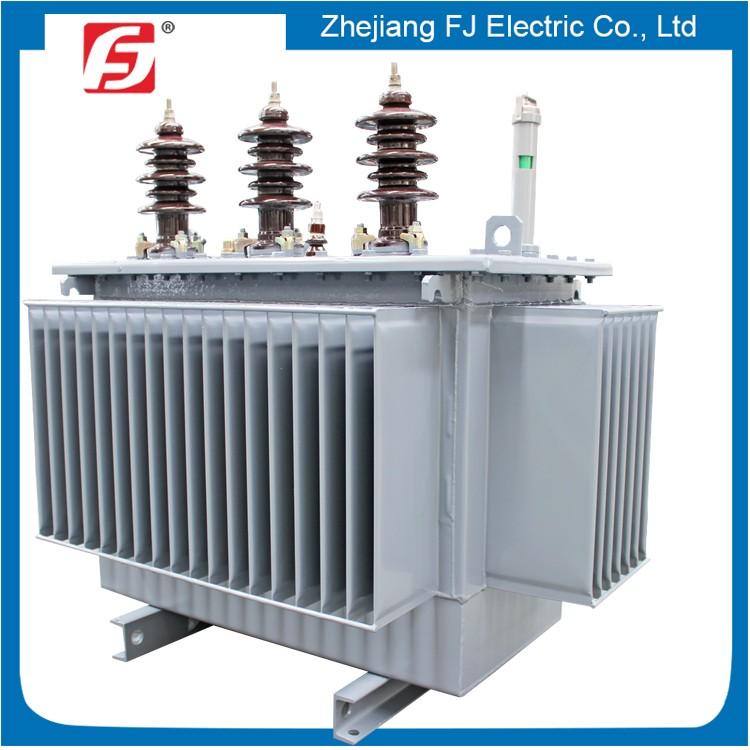 China Top Quality 3 Phase Oil Type 1000KVA Step Down Transformer 11KV To 400V