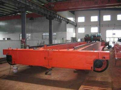 General Industrial Equipment Electric Double Girder bridge Crane 10 ton overhead crane