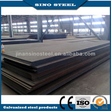 Mild steel plates hot rolled black iron sheet