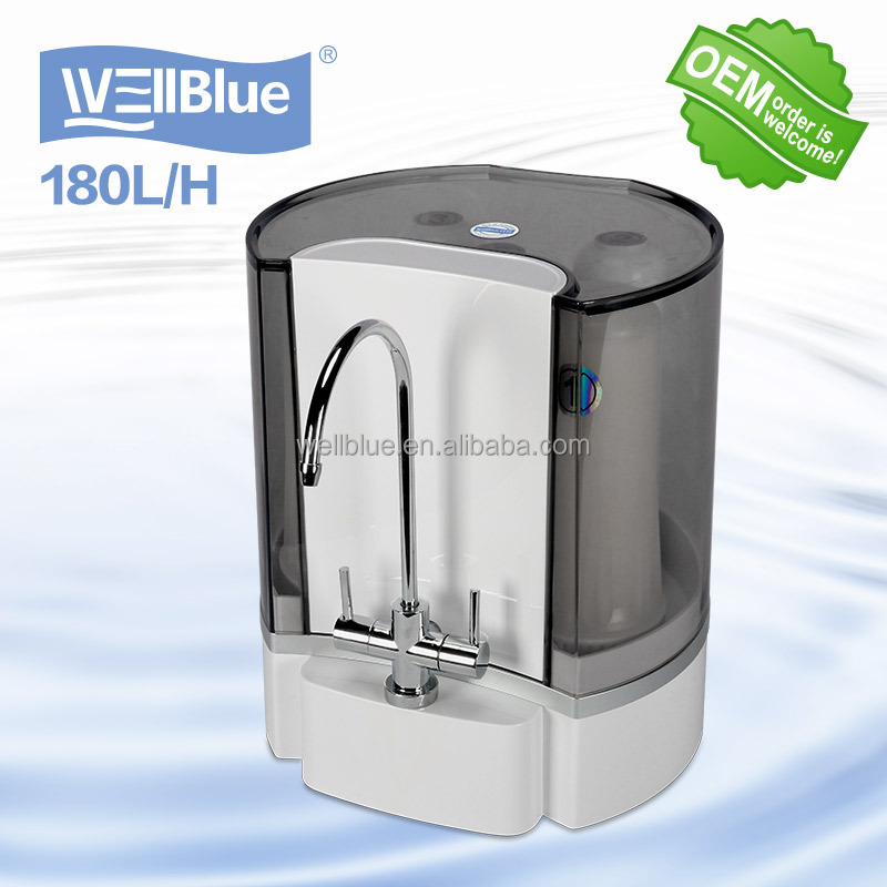 WellBlue Spring and Alkaline Kangen water filter <strong>system</strong>, alkaline ionized water filter <strong>system</strong>