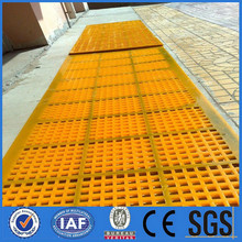 HengXin brand polyurethane wire screen panel for mining sieve