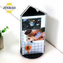 JINBAO A4 A5 paper Inserted plastic brochure clear acrylic sign holder