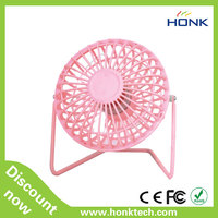 colorful 6 inch usb mini fan air cooling fan