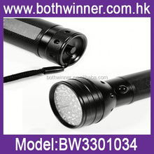 CH063 reveals hidden dog and cat urine stains 12 led uv flashlight