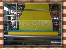 250 micon yellow greenhouse film