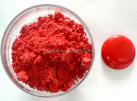 Red inclusion pigment for pottery,ceramic pigment paint, pigment for sale
