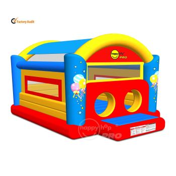 Happyhop Pro New design 1118--Party Obstacle Bouncer