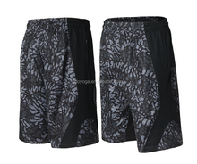 wholesale top school sublimated team basketball shorts