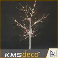 Latest hot selling!! long lasting led birch tree on sale