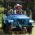 Mini Jeep Willys 200cc