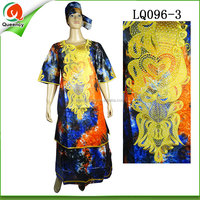 maxi dress for women african dashiki clothing embroidery design bazin riche