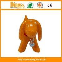 promotional dog shaped plastic ball pen,cute dog plastic pens,cheap dog shaped ballpoint pen