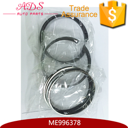 4D33 Diesel Engine Piston Ring Sets Guangzhou Supplier for Canter ME996378