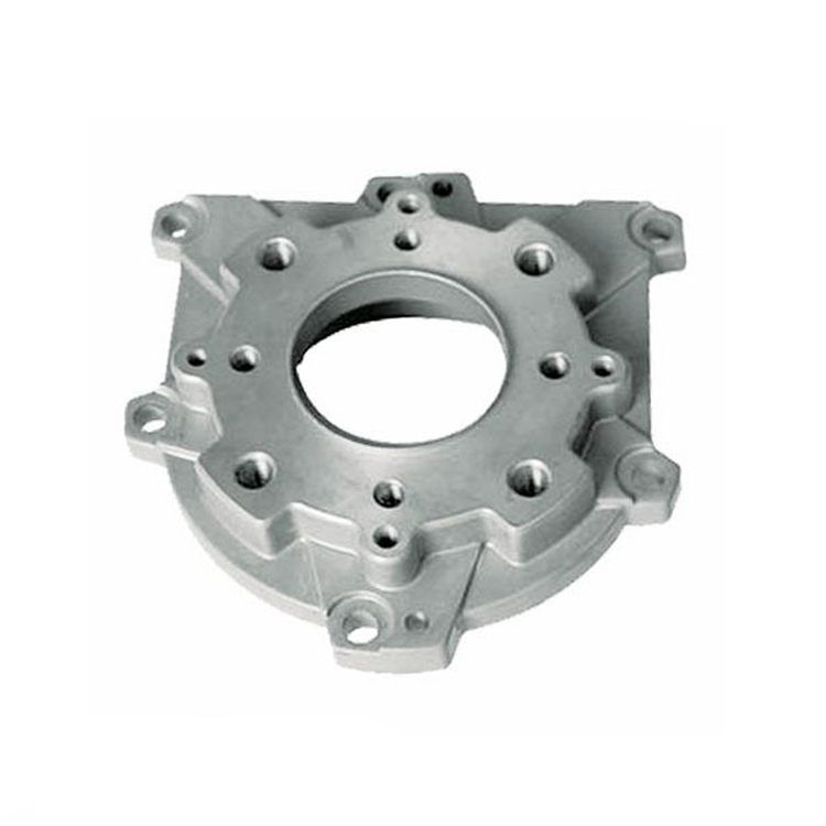 Custom aluminium alloy die casting extrusion for auto spare parts