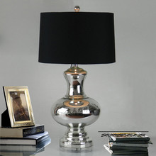 Modern simple crystal home goods table lamps