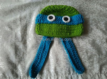 knit crochet animal hat pattern ninja model hot sale