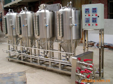 hot sale commercial beer brewing equipment micro hotel brewery 100L, 200L, 300L 500L, 1000L per batch